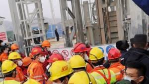 14 gündür yer altında olan madenciler kurtarıldı