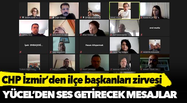 'AKP'NİN UYDURDUĞU SANAL GÜNDEMİN PEŞİNDEN KOŞMUYORUZ'