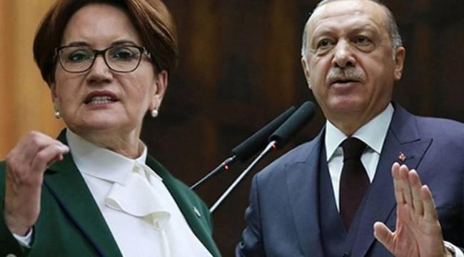 Akşener'den Erdoğan'a 'Vitrin süsü' tepkisi: Ayıptır, günahtır, makamının farkına var