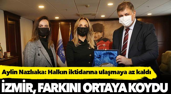 Aylin Nazlıaka: Halkın iktidarına ulaşmaya az kaldı