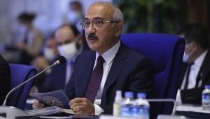 Bakan Elvan: 2021 yılı bütçe açığını yüzde 3,5 olarak hedefliyoruz