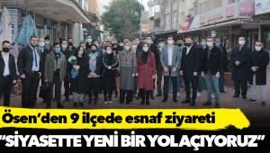 DEVA İzmir'de sahaya indi