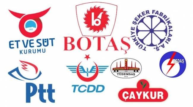 Devasa zarar açıklayan kamu kurumlarından AK Parti'li isimlere ikişer üçer maaş