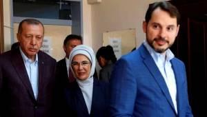 'Erdoğan, Berat Albayrak ile barıştı, 15 güne kadar göreve başlayacak'