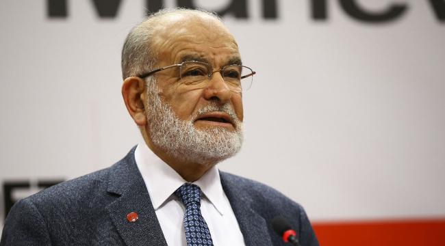 Karamollaoğlu'ndan Erdoğan'ın Asiltürk'ü ziyaretine ilişkin açıklama