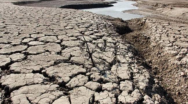 Türkiye'nin önemli bölümü olağanüstü kuraklık yaşıyor!