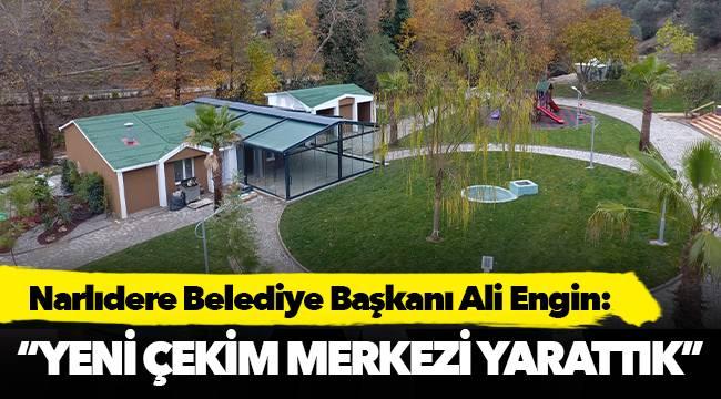 """""""YENİ ÇEKİM MERKEZİ YARATTIK"""""""