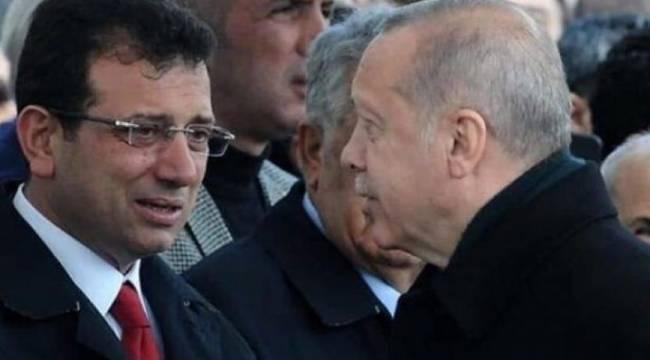 İmamoğlu'ndan 'Kanal İstanbul'u inadına yapacağız'a yanıt