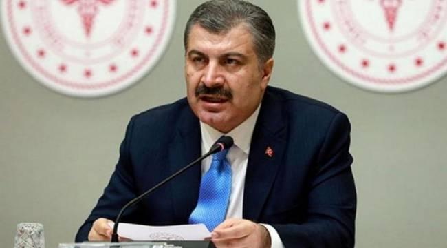 Sağlık Bakanı Koca: Kontrollü olarak normalleşme dönemi fiilen başladı