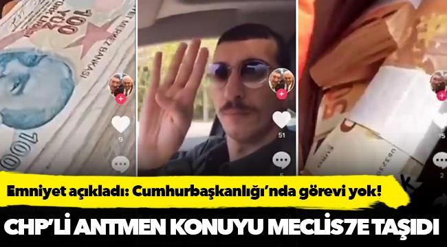 Emniyet açıkladı: Erdoğan'ın koruması olduğu iddia edilen Hakan Tek gözaltına alındI