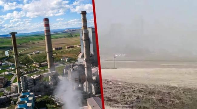 Hamal köyüne kül yağıyor: 'Nefes alamıyoruz, gereken yapılsın'