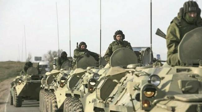 Kremlin: Rus askerler Ukrayna sınırında gerekli görüldüğü sürece kalmaya devam edecek