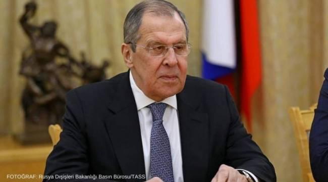 Lavrov: Rusya ve Çin NATO'ya rakip olacak bir Doğu askeri bloğu kurmayacak