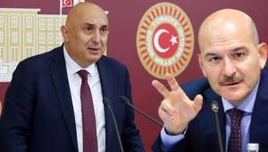 CHP'den Bakan Soylu'ya: O isimlerden bahsederken ağzını yıka