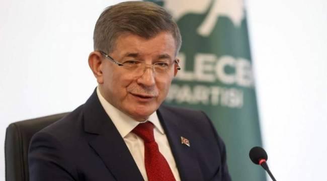 Davutoğlu'ndan Sedat Peker'in açıklamalarına yanıt
