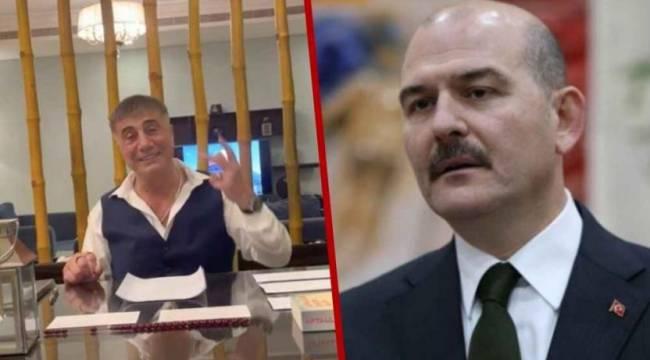 Sedat Peker'in videosu sonrası İçişleri Bakanı Soylu'dan açıklama