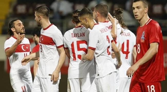 A Milli Futbol Takımı'nda kadrodan çıkarılan 4 futbolcu belli oldu