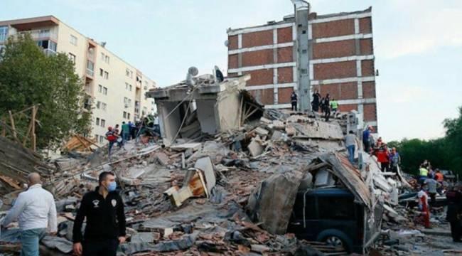 İzmir depremi bilirkişi raporu: Düşük kalite beton kullanıldı, projelendirme hataları yapıldı