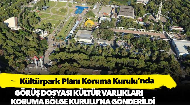 Kültürpark Planı Koruma Kurulu'nda