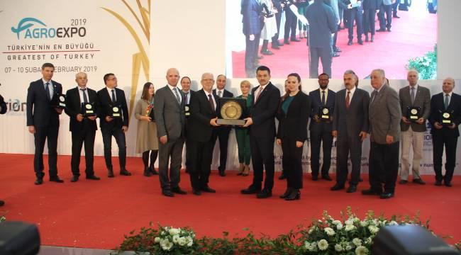 Tarım Bakanlarının katılımlarıyla İzmir Tarım Fuarı açılıyor