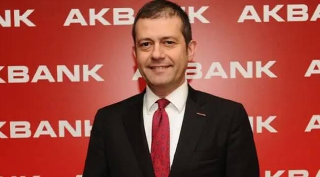 Akbank Genel Müdürü Binbaşgil: İçtenlikle özür diler ve sabrınız için teşekkür ederim