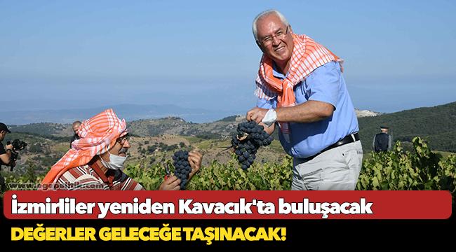 İzmirliler yeniden Kavacık'ta buluşacak