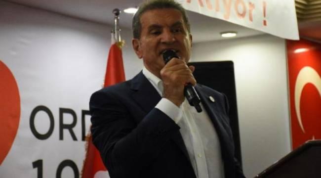 Mustafa Sarıgül konuşma yaparken fenalaştı