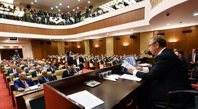 Ankara Büyükşehir Meclisi'nde AK Parti ve MHP'li üyeler aylık 2.5 milyon TL gelire