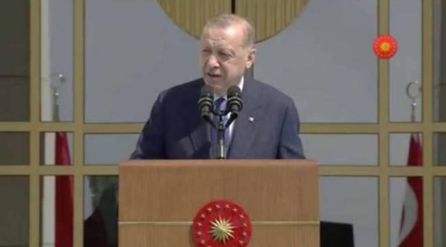 Erdoğan: Asgari ücret 16 kata yakın arttı