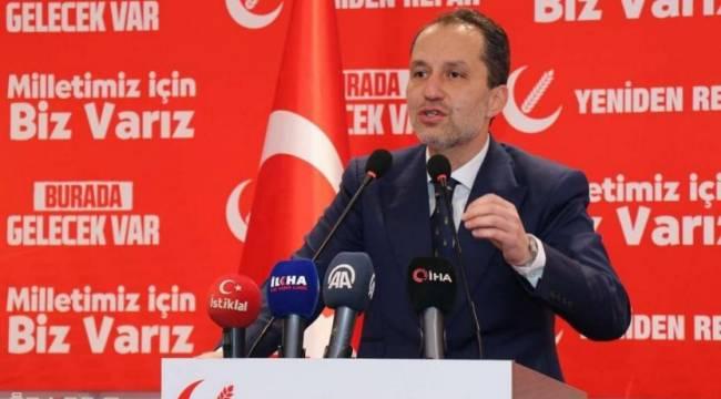 Fatih Erbakan: PCR testi zorunluluğunun kaldırılması için Danıştay'a başvurduk