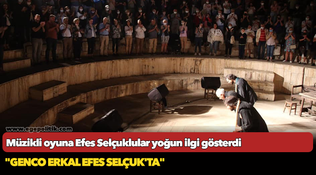 GENCO ERKAL EFES SELÇUK'TA