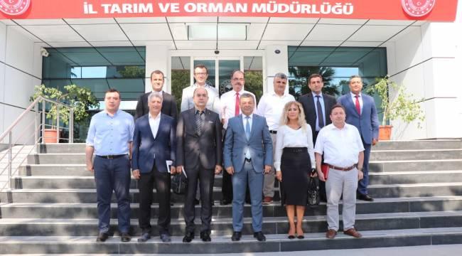 İzmir Tarımı Masaya Yatırıldı