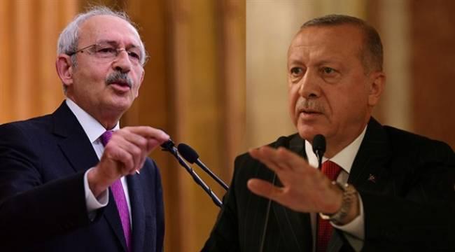 Kılıçdaroğlu'ndan CHP'yi eleştiren Erdoğan'a yanıt: Sen ülkenin mahallelerini satmış birisin; beka kim, sen kim!