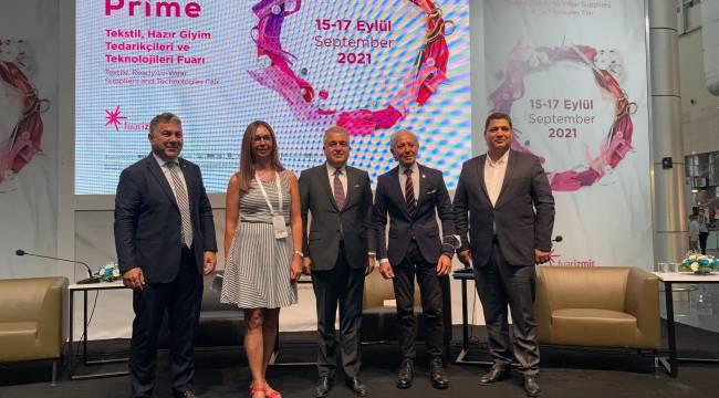 Moda sektörü Fuar izmir'de geleceğini konuştu