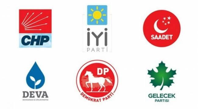6 muhalefet partisinden çalışma: Cumhurbaşkanının görev süresi belirlendi