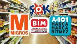A101, BİM, Carrefoursa, Migros, Şok, Savola ve Procter & Gamble için 'kartel cezası'