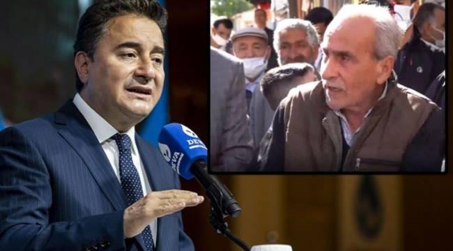 Yurttaştan Babacan'ın anket sorusuna yanıt: Mecbur Ak Parti'yi söylüyoruz