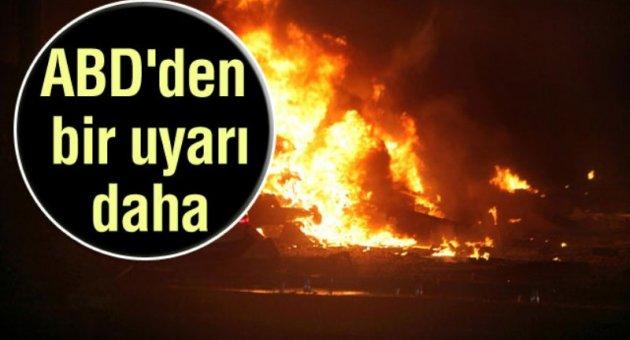 ABD'den Türkiye'deki vatandaşlarına 'terör saldırısı' uyarısı