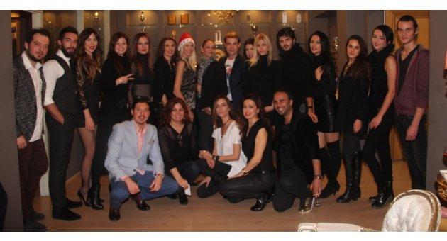 Asil Çağıl Event Office, yeni yıl partisini coşkuyla kutladı