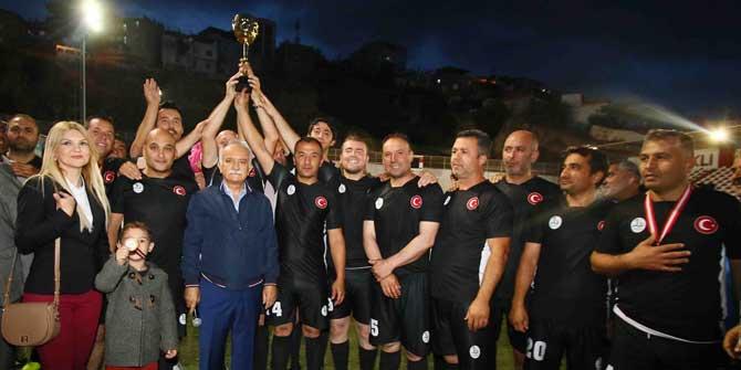 Başkan Karabağ: Kazanan birlik ve beraberliğimiz