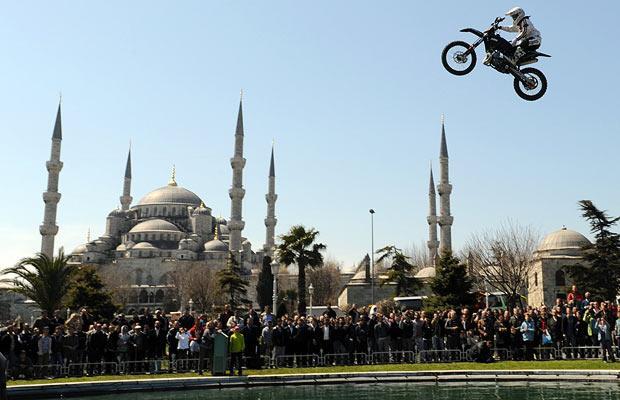 Dünyanın En Ünlü Motocross İsimleri Nefes Kesti