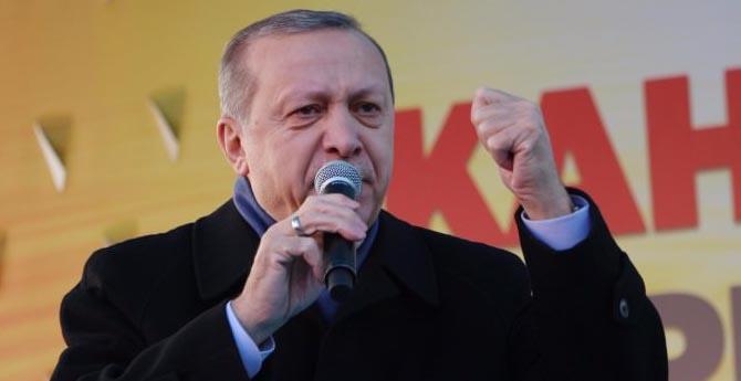 Erdoğan: Bu Sırrı İlk Defa Açıklıyorum