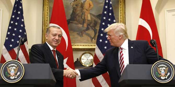 Erdoğan'dan Trump'a PYD-YPG mesajı: Vururuz