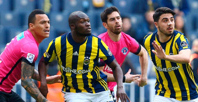 Fenerbahçe 0-0 Kasımpaşa
