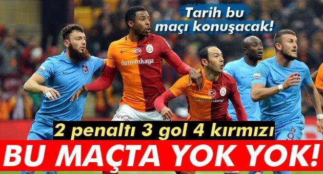 Galatasaray 2 Trabzonspor 1
