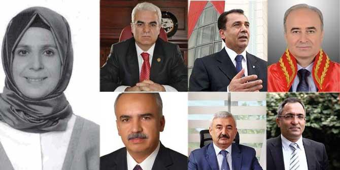 HSK'nın 7 yeni üyesi belirlendi