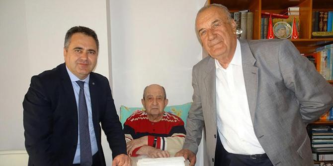 İzmir Barosu'ndan Anlamlı Ziyaret