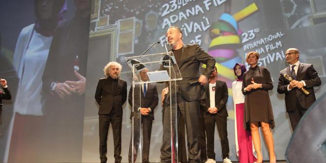 Koca Dünya Adana Film Festivali'nin En İyisi Oldu