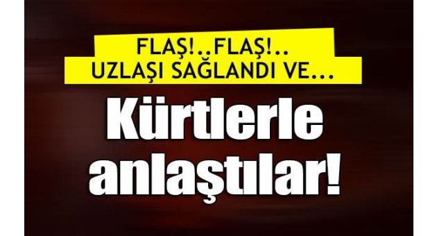 Kürt ve Şii-Türkmen güçler arasında ateşkes