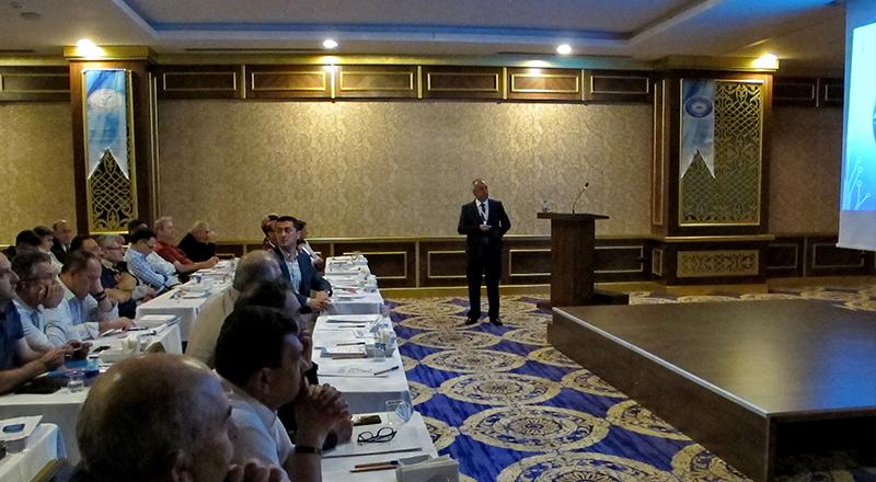 Maliye Bakanlığı'nın Örneği İzmir
